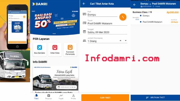 Damri Dompu Mataram
