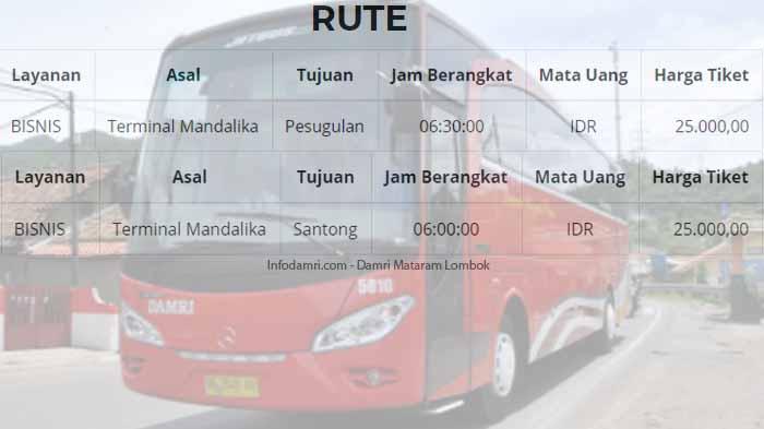 Damri Mataram Lombok