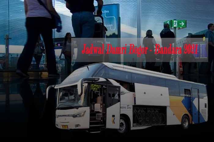 Jadwal Damri Bogor Bandara 2021