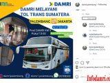 Damri Palembang Jakarta Via Tol