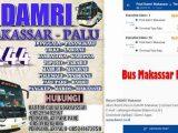Damri Palu Makassar