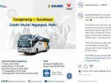 Damri Tangerang Surabaya
