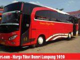 Harga Tiket Damri Lampung