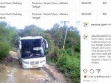 Harga tiket dan Jadwal bus damri Ambon