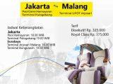 Jadwal Damri Jakarta Malang