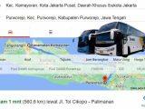 Jadwal damri Jakarta Purworejo
