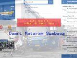 Jadwal dan Harga Tiket damri Mataram Sumbawa