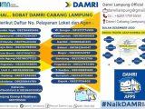 Nomor Telepon Damri Lampung Terbaru