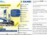 Nomor Telepon Damri Palembang