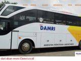 Penyesuaian Jadwal Damri-min