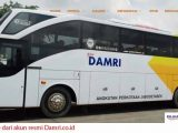 Rute Damri Gambir Metro